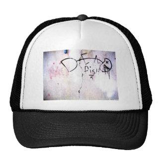 Dead Fish Cap. Mesh Hat