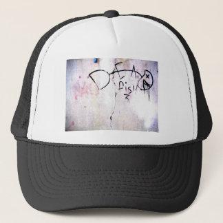 Dead Fish Cap. Trucker Hat