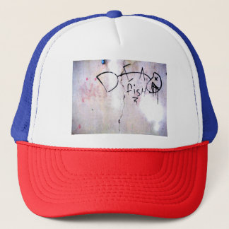 Dead Fish Trucker Hat