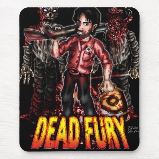 Dead Fury Merchandise Mouse Mat