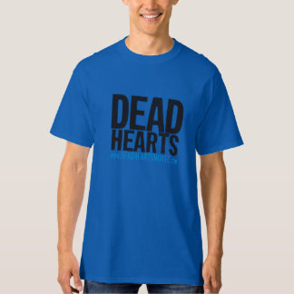 DEAD HEARTS NOVEL T-SHIRT