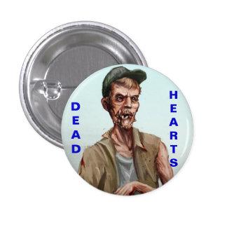 Dead Hearts Novel - Zombie Button