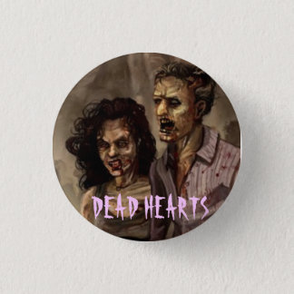 Dead Hearts Novels couple - button