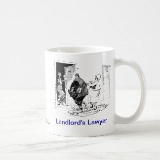 Dead Lawyer™ landlord s Lawyer Coffee Mug