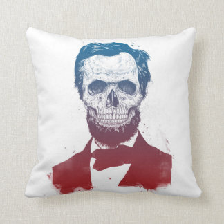 Dead Lincoln Cushion