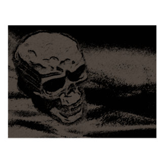 Dead Man Pirate Postcard