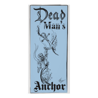 Dead Man s Anchor Poster