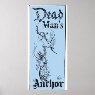 Dead Man's Anchor Poster