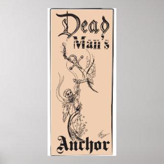 Dead Man's Anchor Poster V2