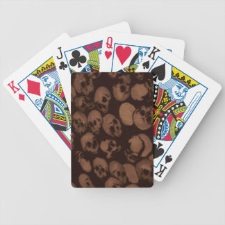 Dead Man's Hand Bicycle Playing Cards