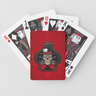 Dead Man's Hand By Mike Lemos Bicycle Playing Cards