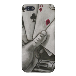 Dead Man's Hand Case For The iPhone 5