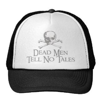 Dead Men Tell No Tales Cap