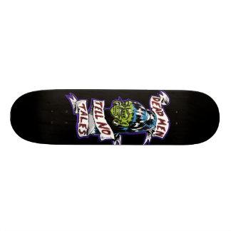 """Dead Men Tell No Tales"" Skateboards"