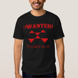 Dead nor Alive Shirts