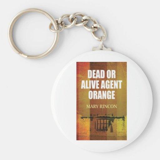 dead or alive agent orange picture key chains