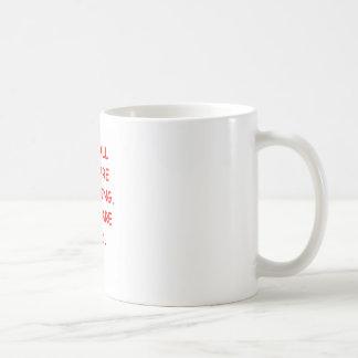 dead people coffee mug