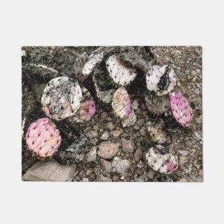 Dead Pink Cuctus Doormat