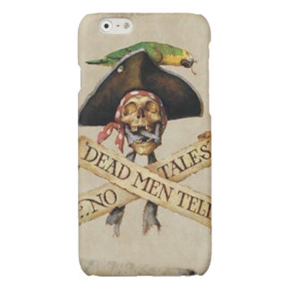 Dead Pirate iPhone 6 Case iPhone 6 Plus Case