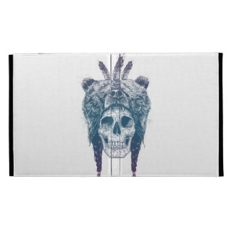 Dead shaman iPad case
