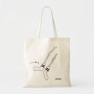 Dead Socks Budget Tote Bag