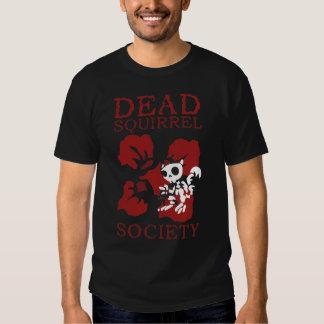 Dead Squirrel Society Tshirt