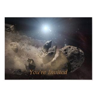 Dead Star 5x7 Paper Invitation Card