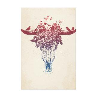 Dead summer canvas print