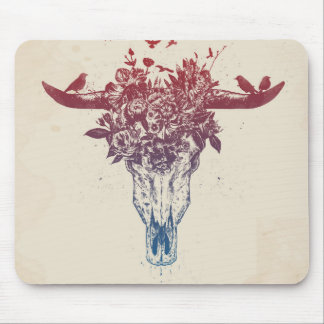 Dead summer mouse mat