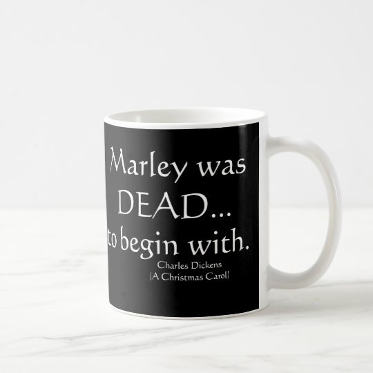 dead-The Scrooge Collection Coffee Mug