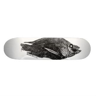 Dead Tilapia-Salton Sea Board Skateboard
