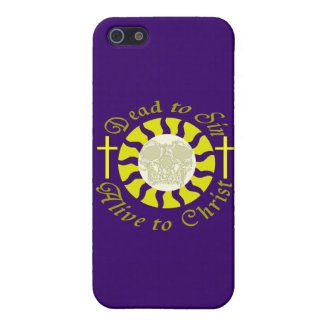 Dead to Sin - Alive to Christ Case For iPhone 5