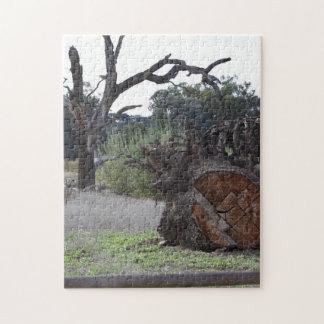 Dead Tree Jigsaw Puzzle