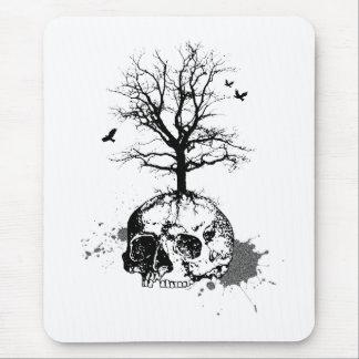 Dead tree mousepads
