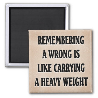 Dead Weight Square Magnet