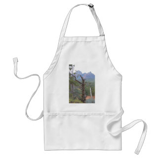 dead wood apron