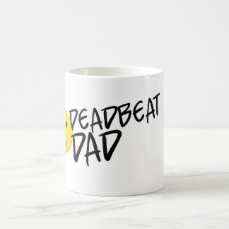 Deadbeat Dad Coffee Mug