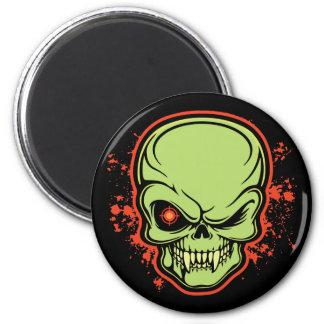 Deadeye 6 Cm Round Magnet