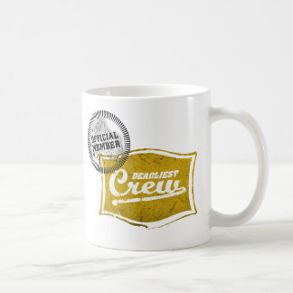 Deadliest Crew Member Mug