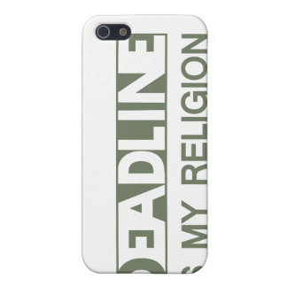 Deadline Speck Case iPhone 5 Cover
