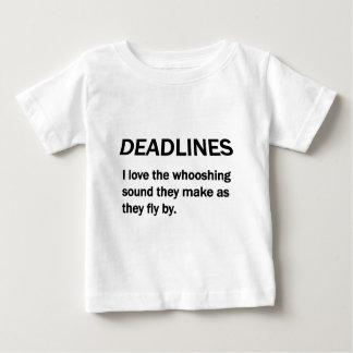 DEADLINES BABY T-Shirt