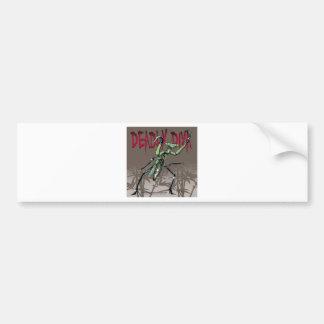 Deadly Diva Bumper Sticker