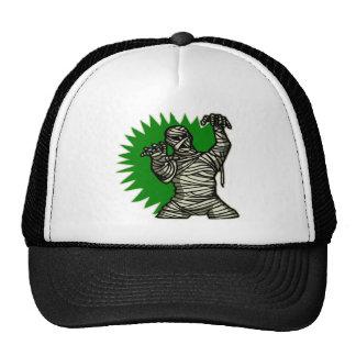Deadly Mummy Mesh Hats
