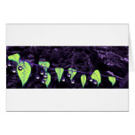 Deadly Nightshade Greeting Card