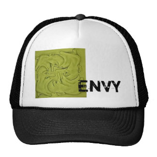 Deadly Sins - Envy Hat