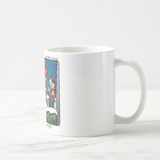 Deaf-Friendly Carolers Coffee Mug