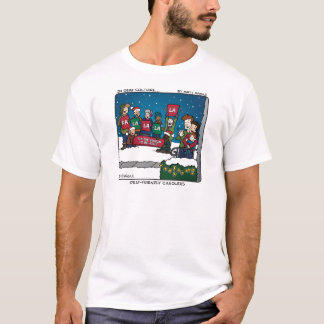 Deaf-Friendly Carolers T-Shirt