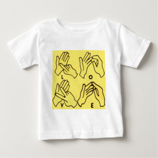 """Deaf Love"" by Axel Bottenberg Baby T-Shirt"