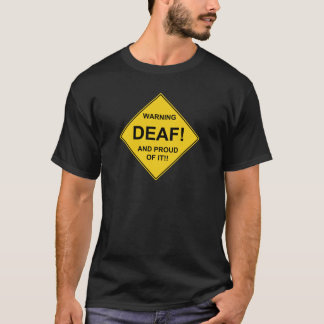 Deaf Proud T-Shirt