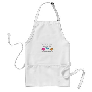 Deal With It! Standard Apron